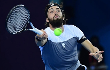 In pics: men's singles second round at China Open