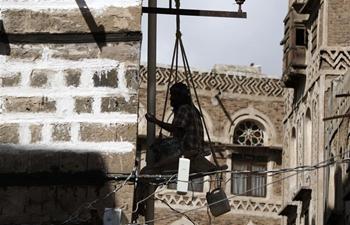 Yemeni architect renovates historic building in Old City of Sanaa