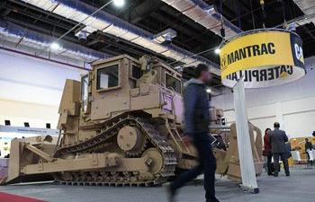 Highlights of Egypt's first defence expo in Cairo