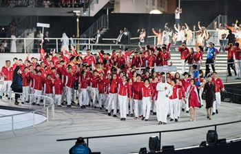 2019 Abu Dhabi Special Olympics World Games holds opening ceremony