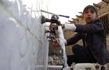 World Water Day marked in Yemen