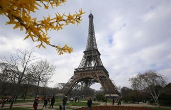 Scenery in France