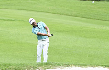 In pics: 3rd round of China Tour's Boao Open