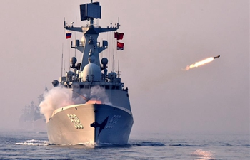 China-Russia joint naval exercise concludes in Qingdao