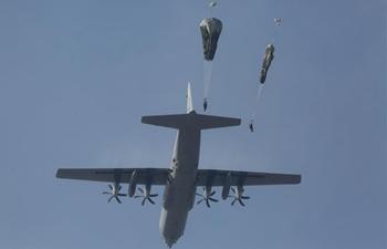 In pics: military exercise at Palmachim air force base near Tel Aviv, Israel