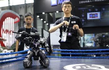 2019 Consumer Electronics Show Asia kicks off in Shanghai