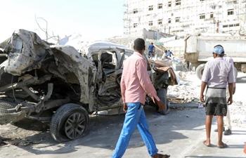 10 killed, 26 injured in Mogadishu car bombing