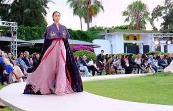China-Morocco Fashion Show kicks off in Rabat