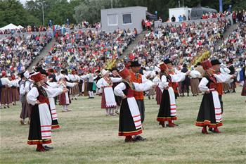 20th Estonian Dance Celebration kicks off in Tallinn