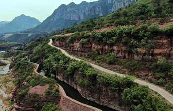 In pics: Hongqi Canal in Linzhou, China's Henan