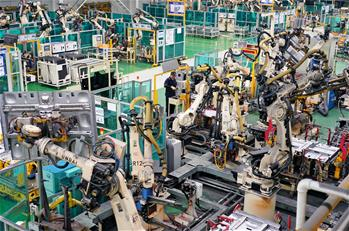 Hebei's Cangzhou benefits from industries taken over from Beijing, Tianjin