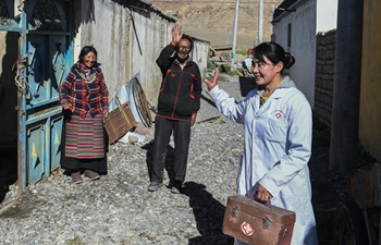 Village doctor in China's Tibet