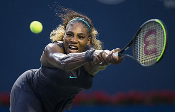 Highlights of second round at Rogers Cup