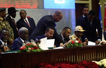 Official signing of political, constitutional declarations marks beginning of transitional period in Sudan