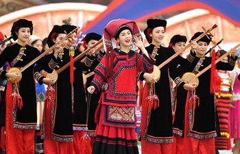 Performance gala held at 11th National Traditional Games of Ethnic Minorities