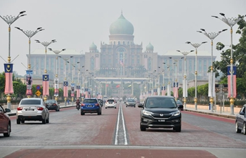In pics: view of haze-shrouded cities in Malaysia