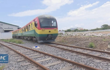 Chinese engineers to revamp Ghana's eastern port city rail services