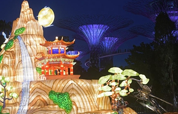 Mid-Autumn Festival celebrations held in Singapore