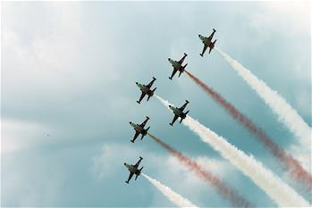 Sivrihisar Airshow 2019 kicks off in Turkey