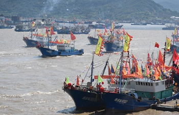 Ningbo starts new round of fishing season