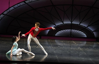 4th China Int'l Ballet Season opens in Beijing