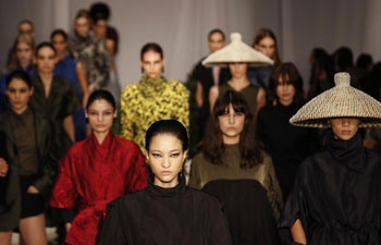 Abel Lopez Show held at Mercedes-Benz Fashion Week in Mexico City