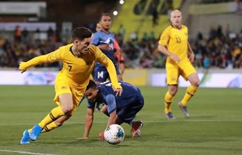FIFA World Cup Qatar 2022 group B match: Australia vs. Nepal