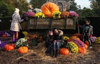 Halloween celebrated across world