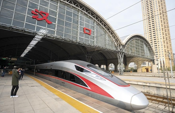 Wuhan-Shiyan high-speed railway put into operation