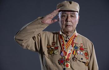 Portrait photos of representatives of CPV veterans