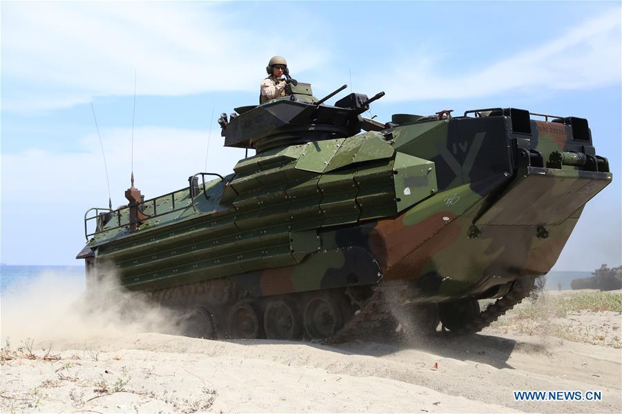 "In pics: military exercise ""Philipines-U S  Balikatan 2019"
