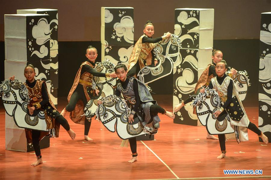 Students perform Malay version of