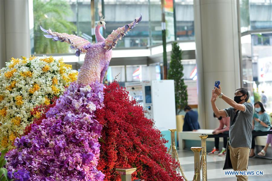 THAILAND-BANGKOK-ORCHID-EXHIBITION
