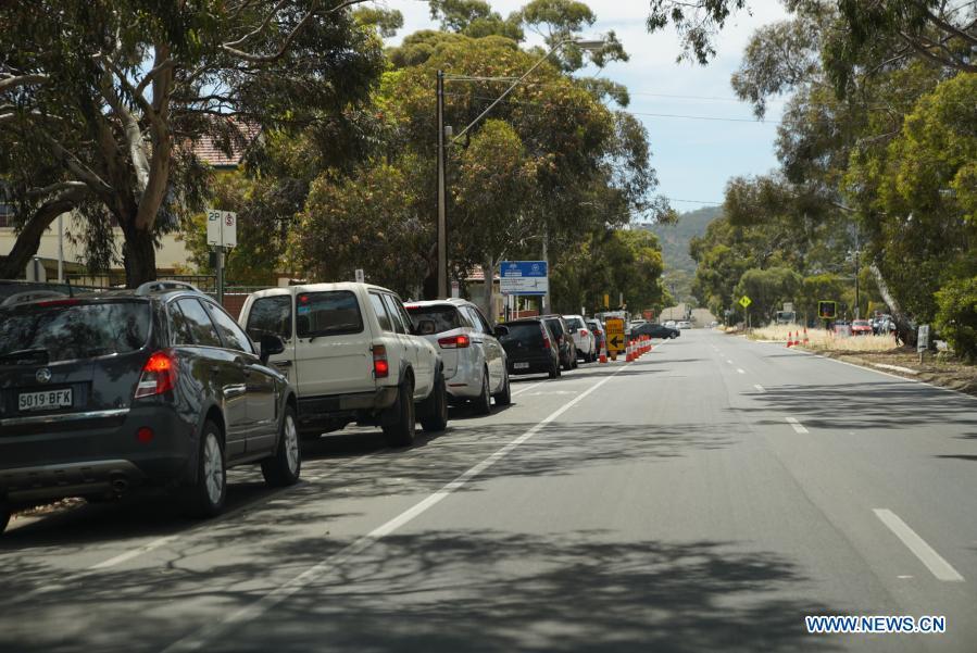 State Of South Australia Imposes 6 Day Lockdown To Curb Coronavirus Outbreak Xinhua English News Cn