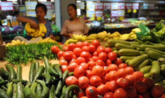 Economic Watch: China July inflation ticks up