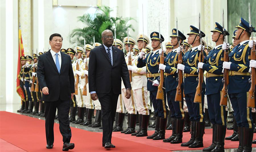China, Burkina Faso agree to open new chapter of bilateral friendly cooperation