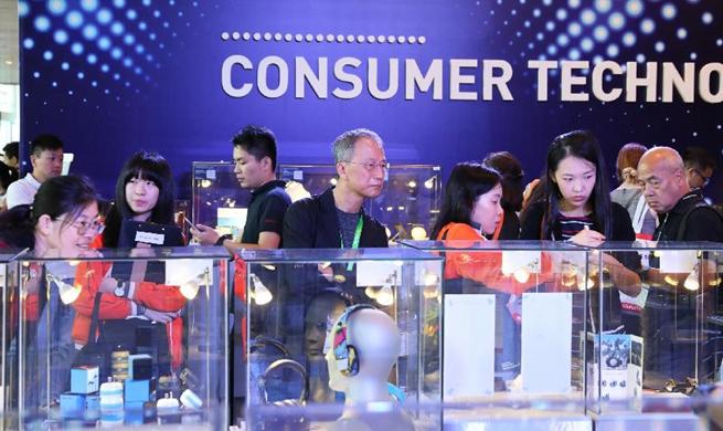 38th Hong Kong Electronics Fair, 22nd electronicAsia held in Hong Kong