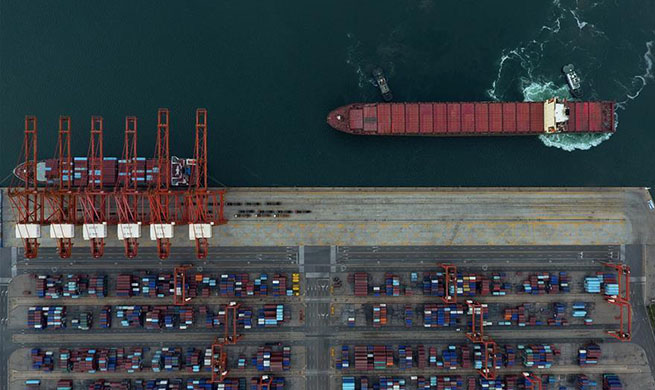 Tangshan Port's throughput hits 461 million tons from Jan. to Sept.