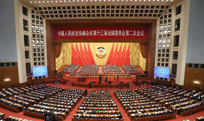 China's top political advisory body starts annual session