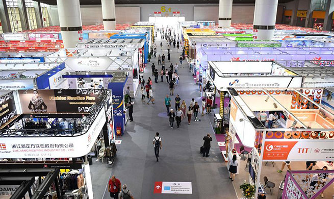 Third phase of 125th China Import and Export Fair held in Guangzhou