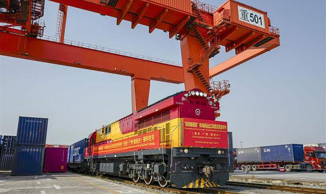 Xinhua Headlines: World benefits from western China's development