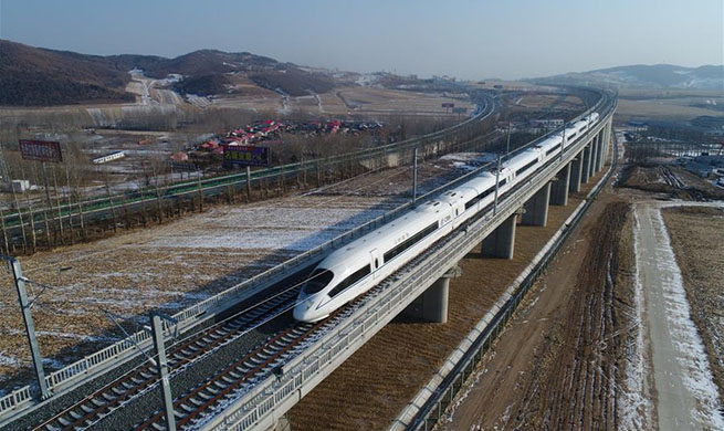 Xinhua Headlines: Three years on, China's northeast regains its shine