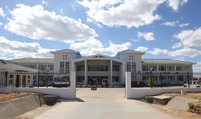 China-Zimbabwe cooperation projects promote Zimbabwe's development