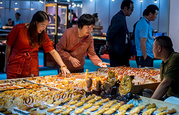 China Kunming Int'l Stone Expo opens in SW China's Yunnan