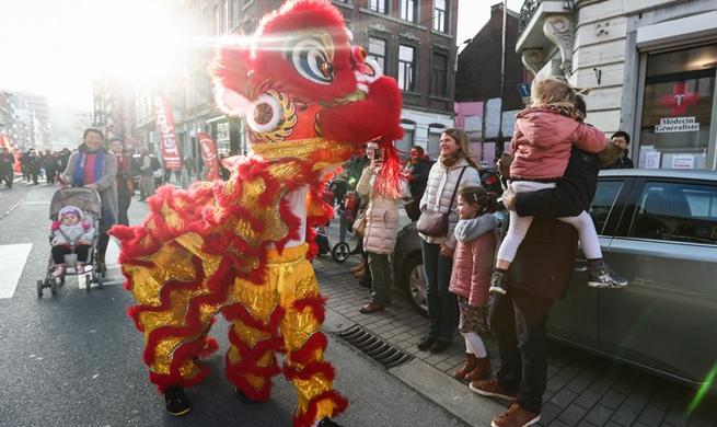 Spotlight: Chinese New Year, world Spring Festival
