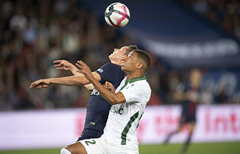 PSG keep winning record intact after battering Saint-Etienne in Ligue 1