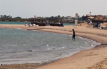 Feature: Egypt's El Gouna Film Festival revives tourism in famed Red Sea resort
