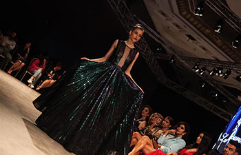 Highlights of 3rd Designers & Brands fashion show in Beirut