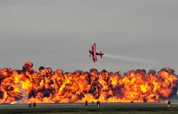 Highlights of 34th Wings Over Houston Airshow