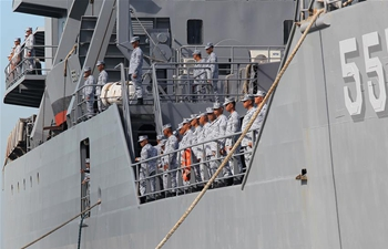 Philippine navy hopes for more engagements with China, Russia